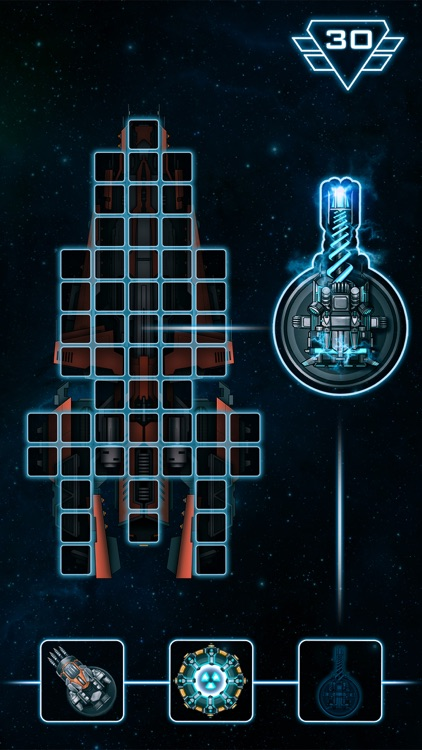 Space Arena: Build & Fight screenshot-1