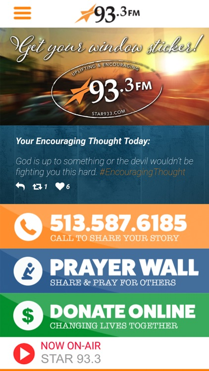 STAR 93.3 FM Radio App
