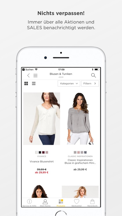 BAUR - Shopping App screenshot-1