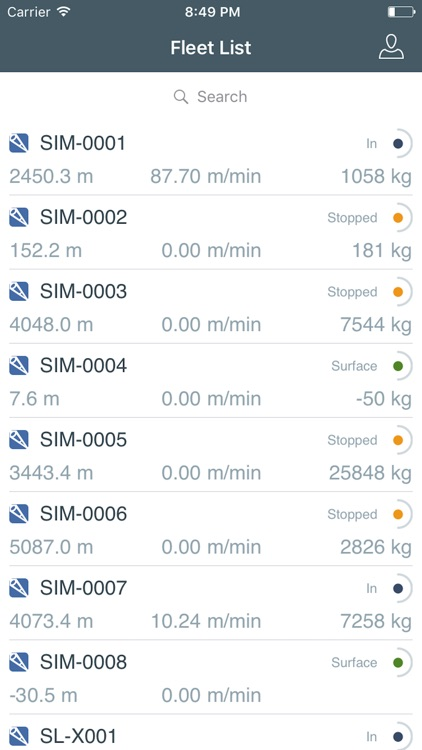 Stimline IDEX Mobile screenshot-1