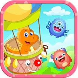 儿童游戏-恐龙宝宝学习下厨房