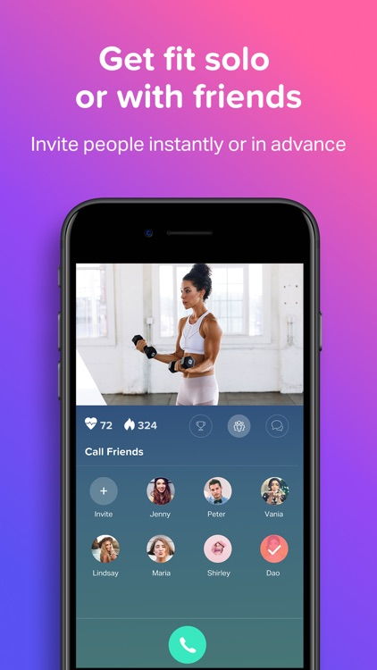 FitOn: Social Fitness Workouts screenshot-5