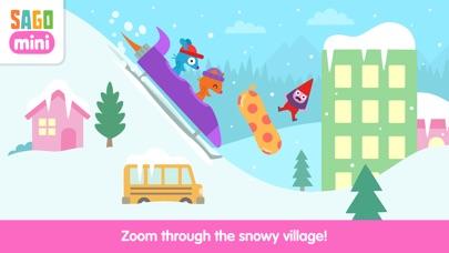 Sago Mini Snow Day screenshot 2