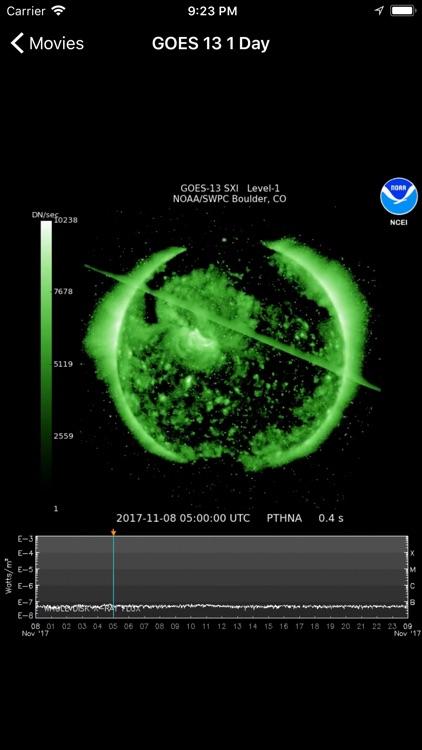 Space Weather App screenshot-4
