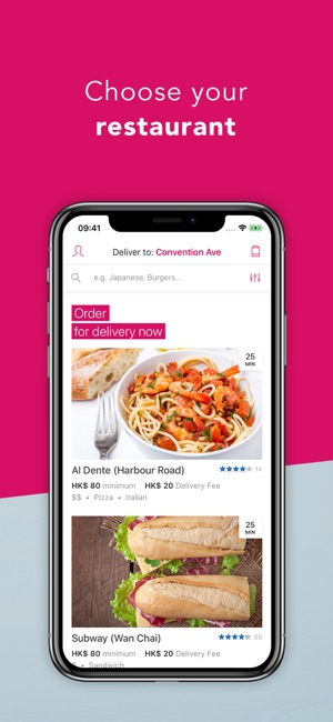 foodpanda food delivery on the app store