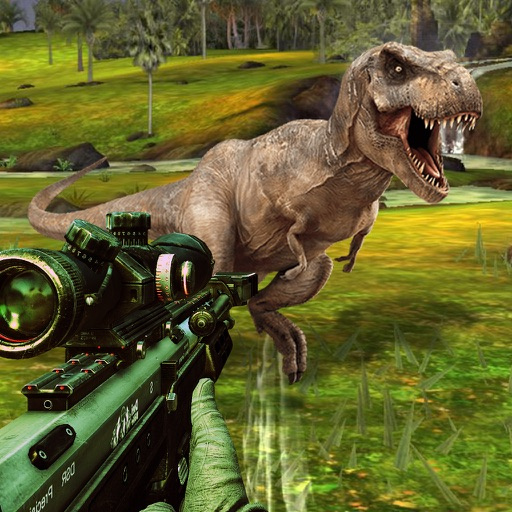 Shoot Deadly Dino For Survival