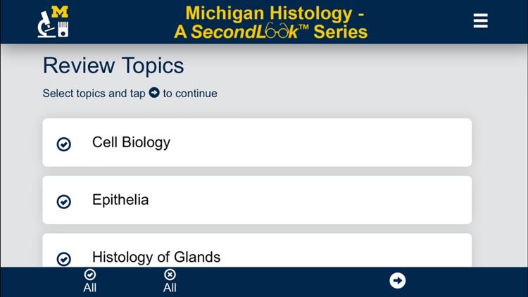 Histology - Basic Tissues