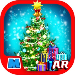 Christmas Tree Decoration - AR