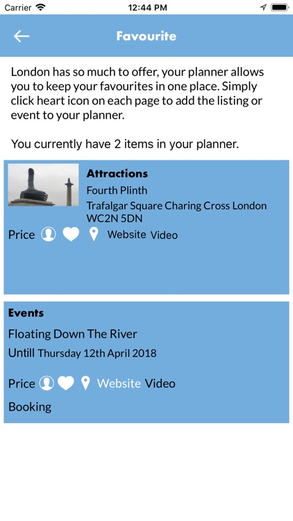 Pocket London Guide screenshot-3