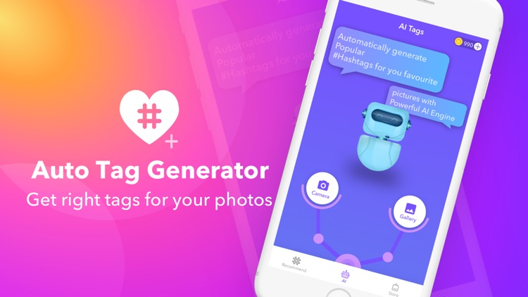 Get Likes on Auto Tags Photos