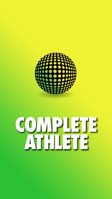 Complete AthleteScreenshot of 1