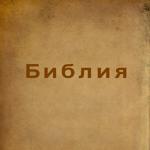 Библия Синодальный перевод на пк
