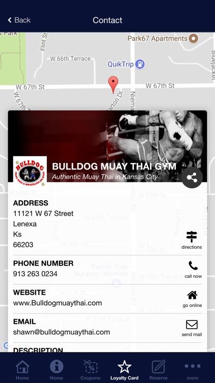 Bulldog Muay Thai Gym screenshot-4