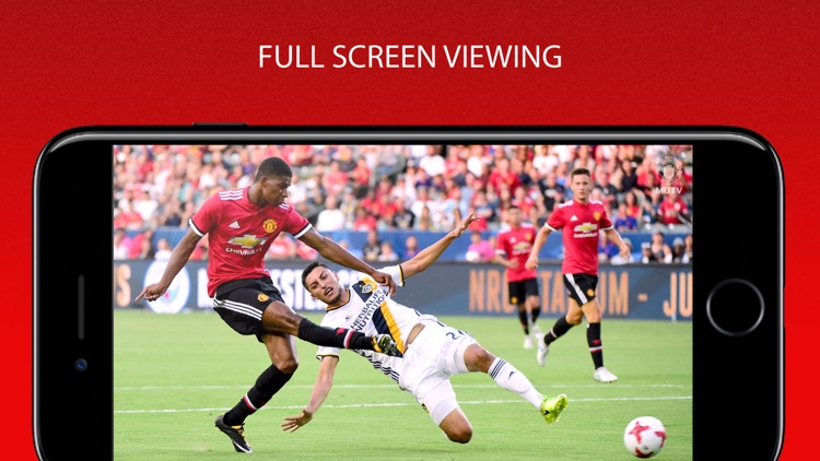 MUTV - Manchester United TV screenshot-3