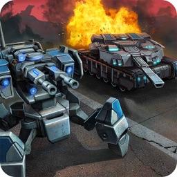Tanks vs. Robots