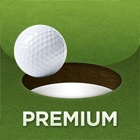 Mobitee Golf GPS and score icon
