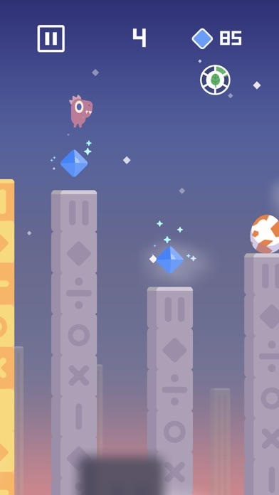 Screenshot for Hoppy Towers in United States App Store