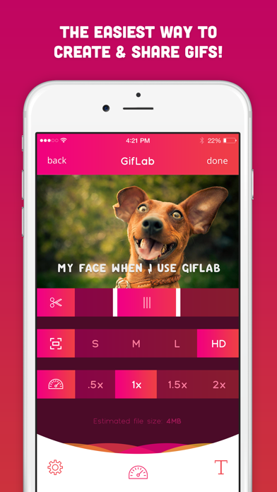 GifLab - GIF Maker & Editor - App Download - Android Apk App