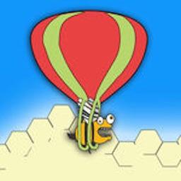Crazy Parachute Bee