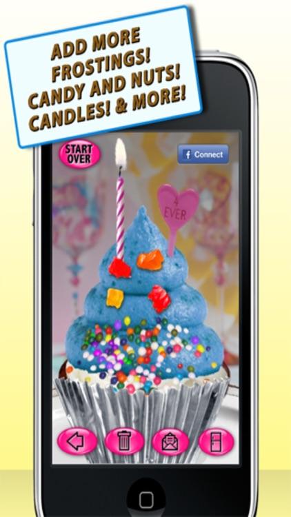 Cupcake Maker Games screenshot-3