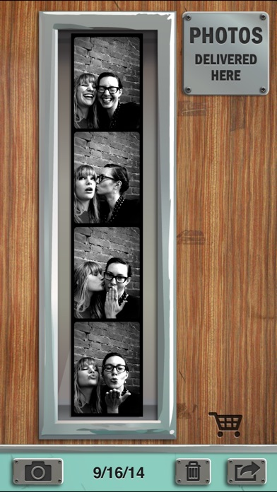 Pocketbooth Photo Booth Screenshots