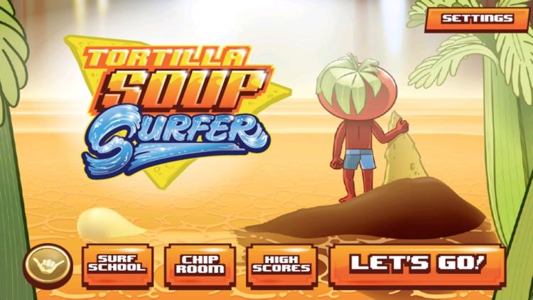 Tortilla Soup Surfer