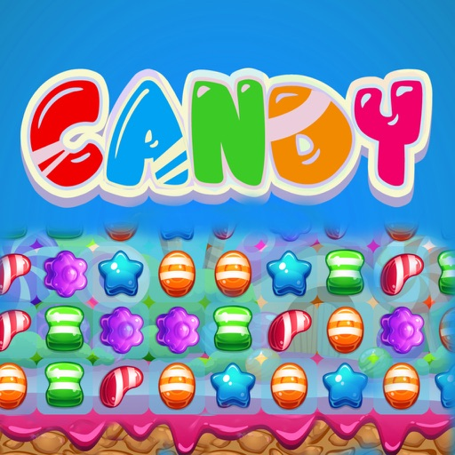 Match The Different Candy