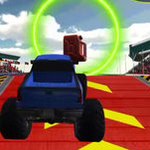 Monster Truck Stunts 3D
