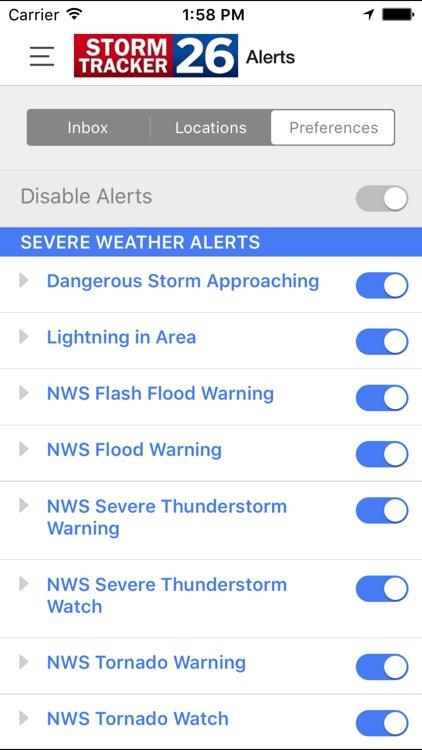 Storm Tracker 26 screenshot-4