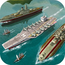 Navy Gunship Attack - Sea War