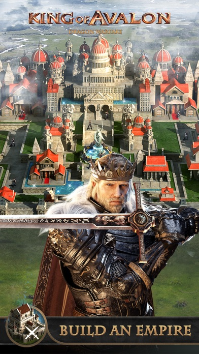 King of Avalon: Dragon Warfare app image