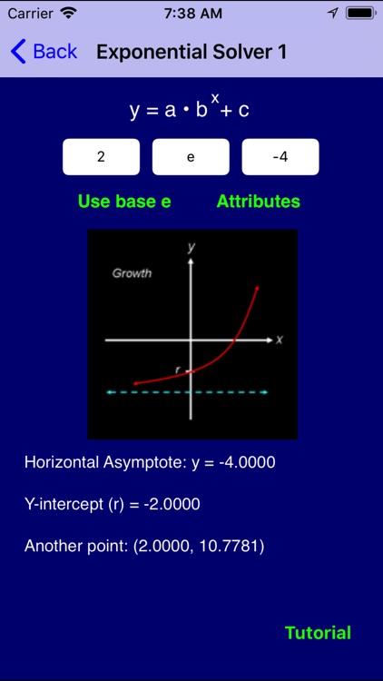 Algebra Pro screenshot-6