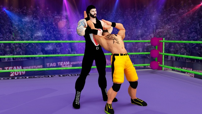 Real Wrestling Revolution 3d on the App Store
