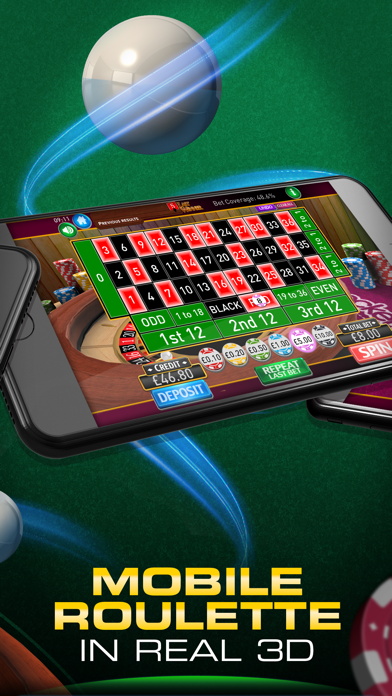 Roulette by PocketWin screenshot three