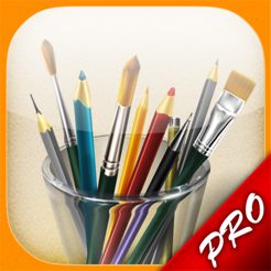 mybrushes pro paint and draw on the app store. Black Bedroom Furniture Sets. Home Design Ideas