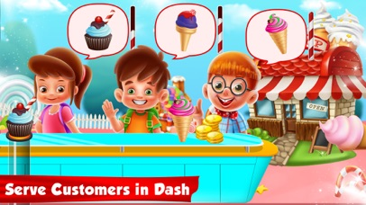 Ice Cream Cone Cupcake Factory screenshot two