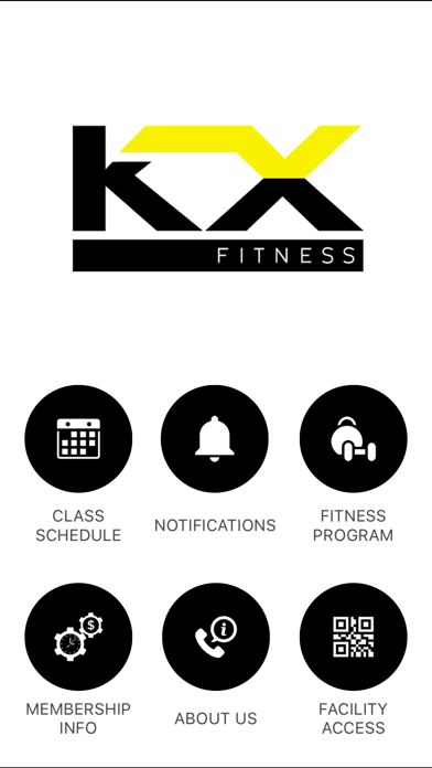 KX Fitness screenshot four