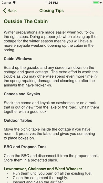 CottageTips screenshot-3