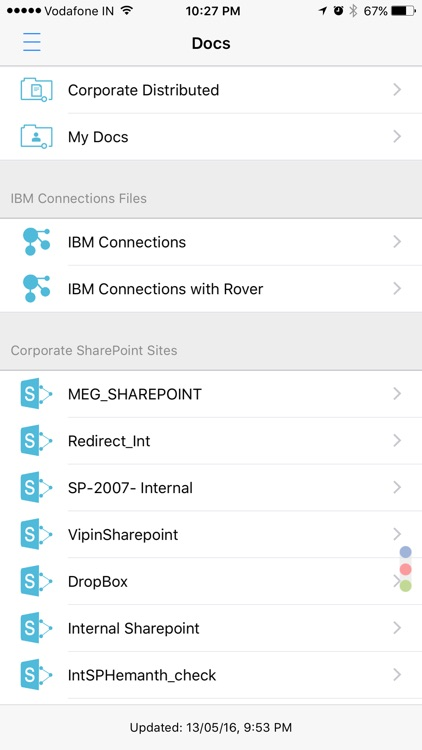 IBM MaaS360 screenshot-3