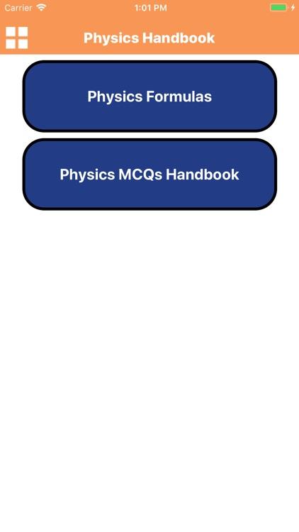 Handbook Of Physics by Sunnykumar Mavani