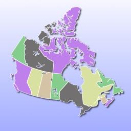Canada Map Quiz