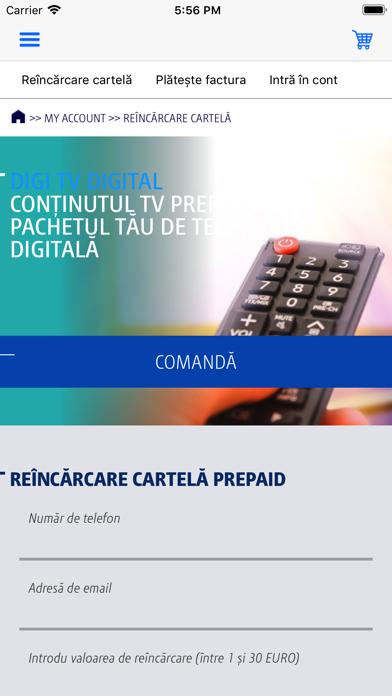 Digi.Romania screenshot one