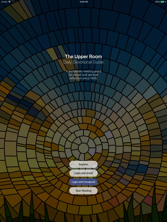 Upper Room Daily Devotional - App Store revenue & download estimates ...