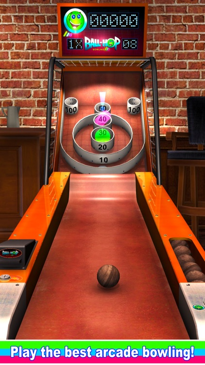 Ball-Hop Bowling screenshot-0