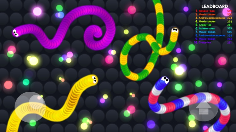 Rolling Snake.io