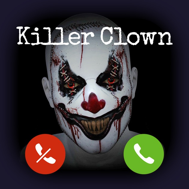 Video Call from Killer Clown          12+