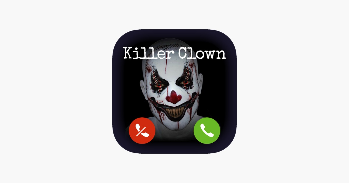 Video Call from Killer Clown on