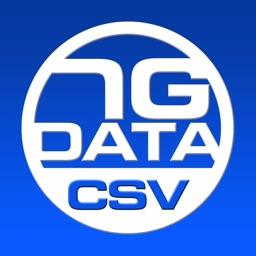 TG Data CSV