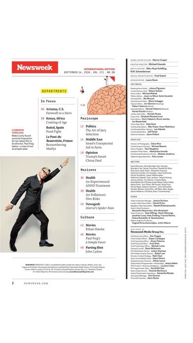 Newsweek International ScreenShot2