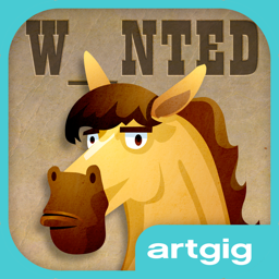Ícone do app Mystery Word Town Spelling